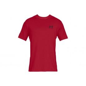 T-shirt Under Armour Left Chest Logo M 1326799-600