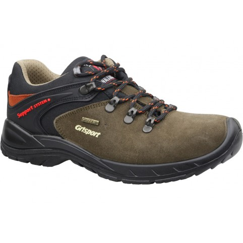 Grisport Marrone Scamoscia M 11106S170G shoes