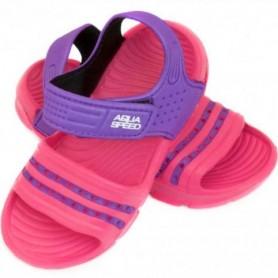 Aqua-speed Noli sandals pink purple col. 39