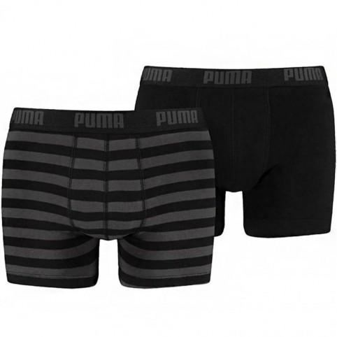 Boxer shorts Puma Stripe M 1515 Boxer 2P 591015001 200