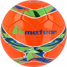Football Meteor 360 Shiny red HS 00076