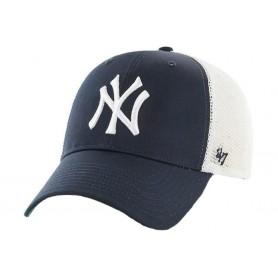 47 Brand MLB New York Yankees Branson Cap B-BRANS17CTP-NY