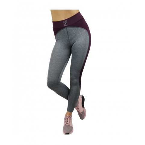 GymHero Leggins GREY-HEART
