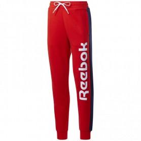 Reebok TE Liner Logo French Terry Pants W FU2258