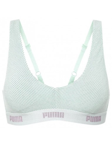 Sports Bra Puma Metal Stripe Brallet 1P Hang W 907642 01