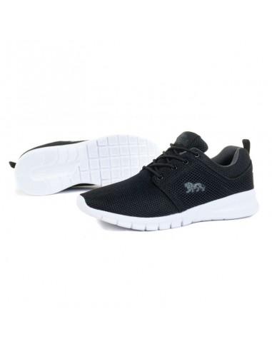 Lonsdale Sivas 2 M ZLMA505 BLACK / GRAY shoes