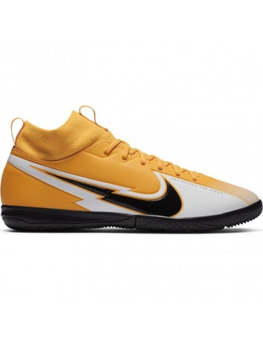 Nike Mercurial Superfly 7 Academy IC Jr AT8135 801 football shoe