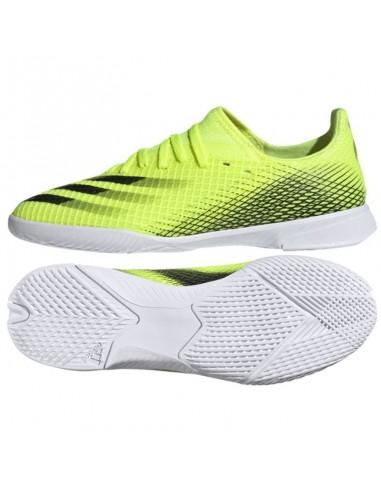 Adidas X Ghosted.3 IN Jr FW6924 ποδοσφαιρικά παπούτσια