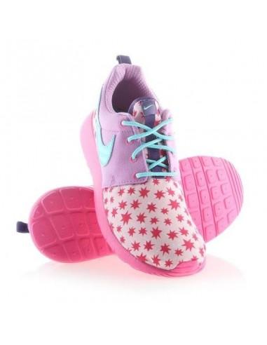 Nike Roshe One Print (GS) W 677784-604 παπούτσια