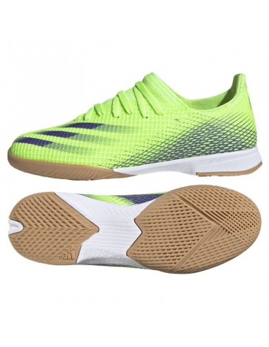 Adidas X Ghosted.3 IN Jr EG8223 football boots