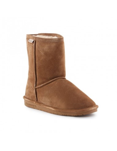 BearPaw Emma Youth 608Y-920 W Hickory Neverwet Shoes