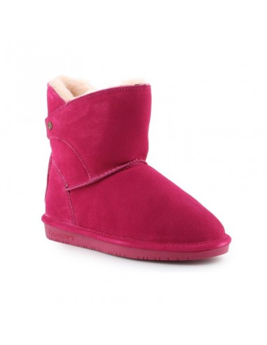 BearPaw Mia 2062Y-671 Pom Berry Shoes Pink