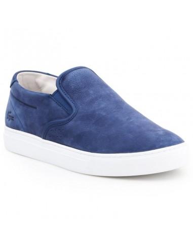 Lacoste Alliot Slip-On 216 1 CAM M 7-31CAM0140120 Μπλε