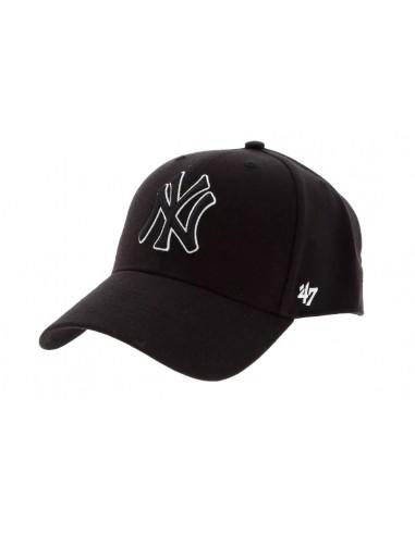 47 Brand New York Yankees MVP Cap B-MVPSP17WBP-BKC