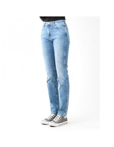 Wrangler Boyfriend Best Blue Jeans W W27M9194O