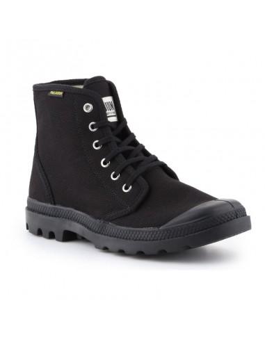 Παπούτσια Palladium Pampa Hi Original W 75349-060 Μαύρο
