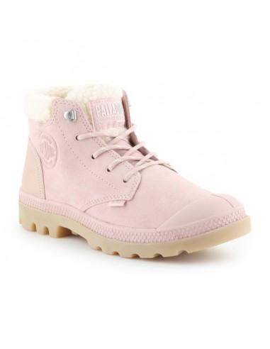 Palladium Pampa Lo Rose Dust W 96467-612-M παπούτσια