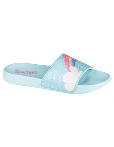 Skechers Sunny Slides-Dreamy Steps 86994L-LBMT