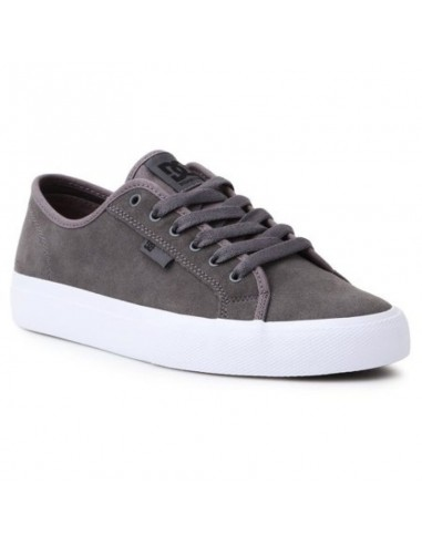 DC Manual S M ADYS300637-GRY shoes