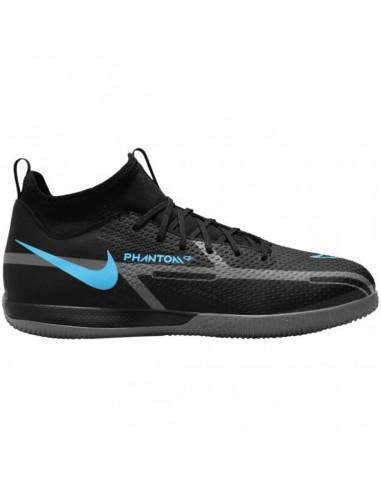 Nike Phantom GT2 Academy DF IC Jr DC0815 004 soccer shoes