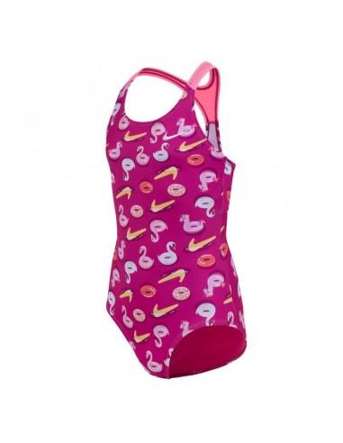 Nike Pool Party YG Jr Nessb732 555 Swimsuit