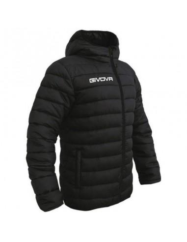 Winter jacket with hood Givova M G013-0010