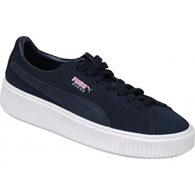 Puma Suede Platform JR 363663-03 shoes
