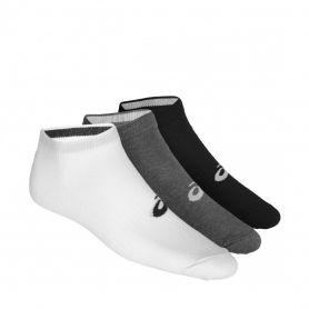 Asics 3PPK Ped Sock 155206-0701 socks