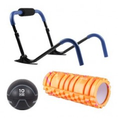 Various Gym Equipment