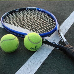 Tennis Rackets and Accesories